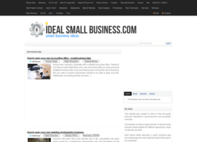 idealsmallbusiness.com