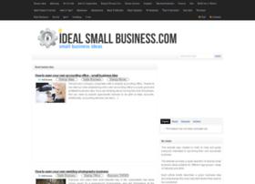 idealsmallbusiness.com