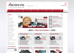 idealstampshop.com