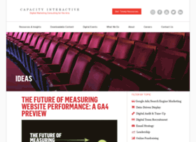 ideas.capacityinteractive.com