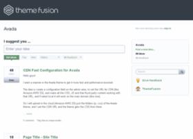 ideas.theme-fusion.com