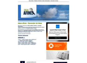 ideasafines.com.ar