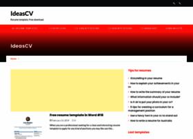 ideascv.com