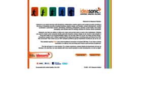 ideasonic.com
