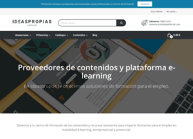 ideaspropiaseditorial.com