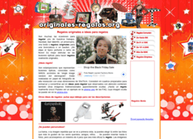 ideasregalosoriginales.com