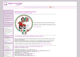 idees-mariage.com