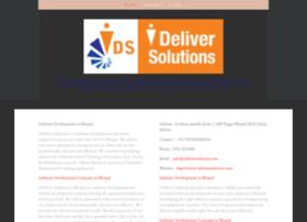 ideliver-solutions.yolasite.com