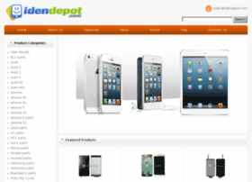 idendepot.com