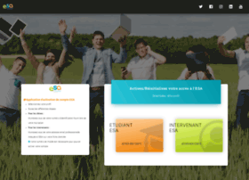 ident.groupe-esa.com