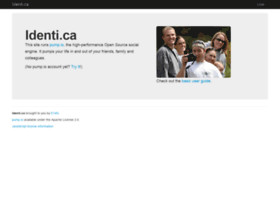 Identi.ca