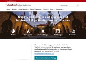 identity.stanford.edu