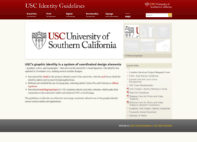 identity.usc.edu