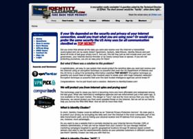 identitycloaker.com