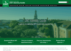 identityguide.unt.edu