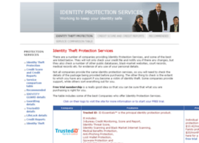identityprotectionservices.org
