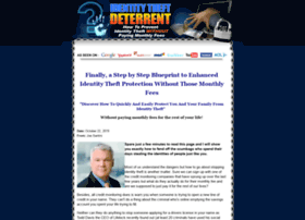 identitytheftdeterrent.com