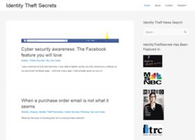 identitytheftsecrets.com