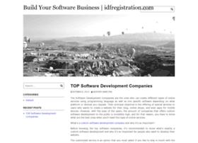 idfregistration.com
