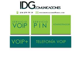 idgcomunicaciones.com