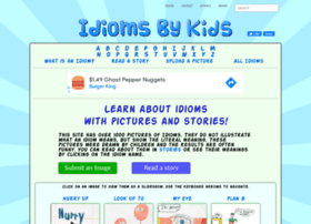 idiomsbykids.com