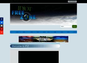 idiotfreezone.com