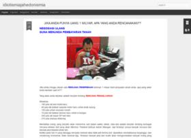 idiotismiajahedonismia.blogspot.com