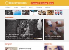idiscoverstars.visualfunnies.com
