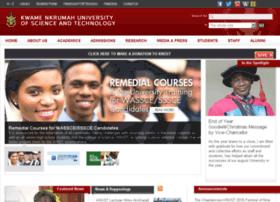 idladmissions.knust.edu.gh
