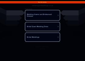 idodesignerweddings.co.uk