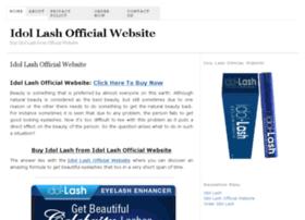 idollashofficialwebsite.com