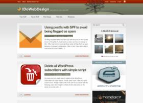 idowebdesign.ca