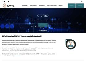 idpro.org