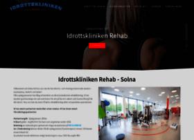 idrottsklinikenrehab.se