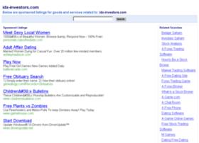 idx-investors.com
