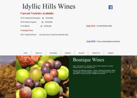 idyllichillswines.com.au