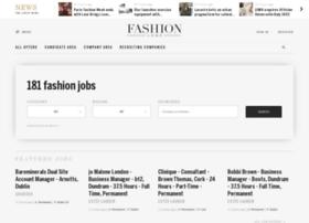ie.fashionjobs.com