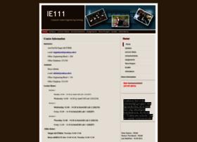 ie111.cankaya.edu.tr