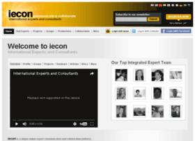 iecon.com