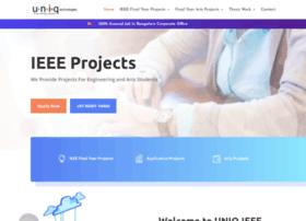 ieeefinalyearprojects.org