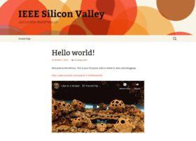 ieeesiliconvalley.org