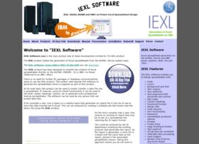 iexlsoftware.com