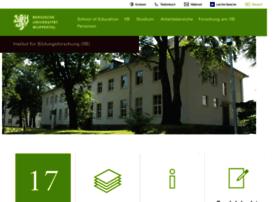 ifb.uni-wuppertal.de