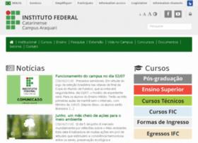 ifc-araquari.edu.br