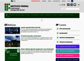 ifc-riodosul.edu.br