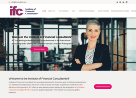 ifconsultants.org