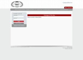ifcuncc.mycampusdirector.com