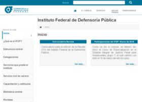 ifdp.cjf.gob.mx