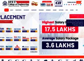 ifet.ac.in