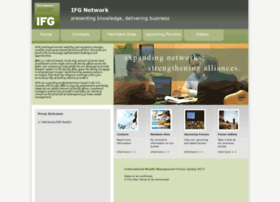 ifg-network.com